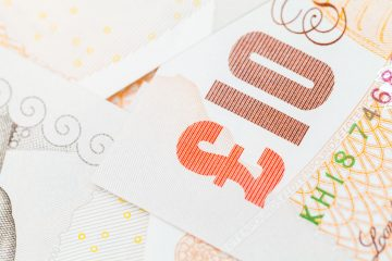 Polymer new £10 note
