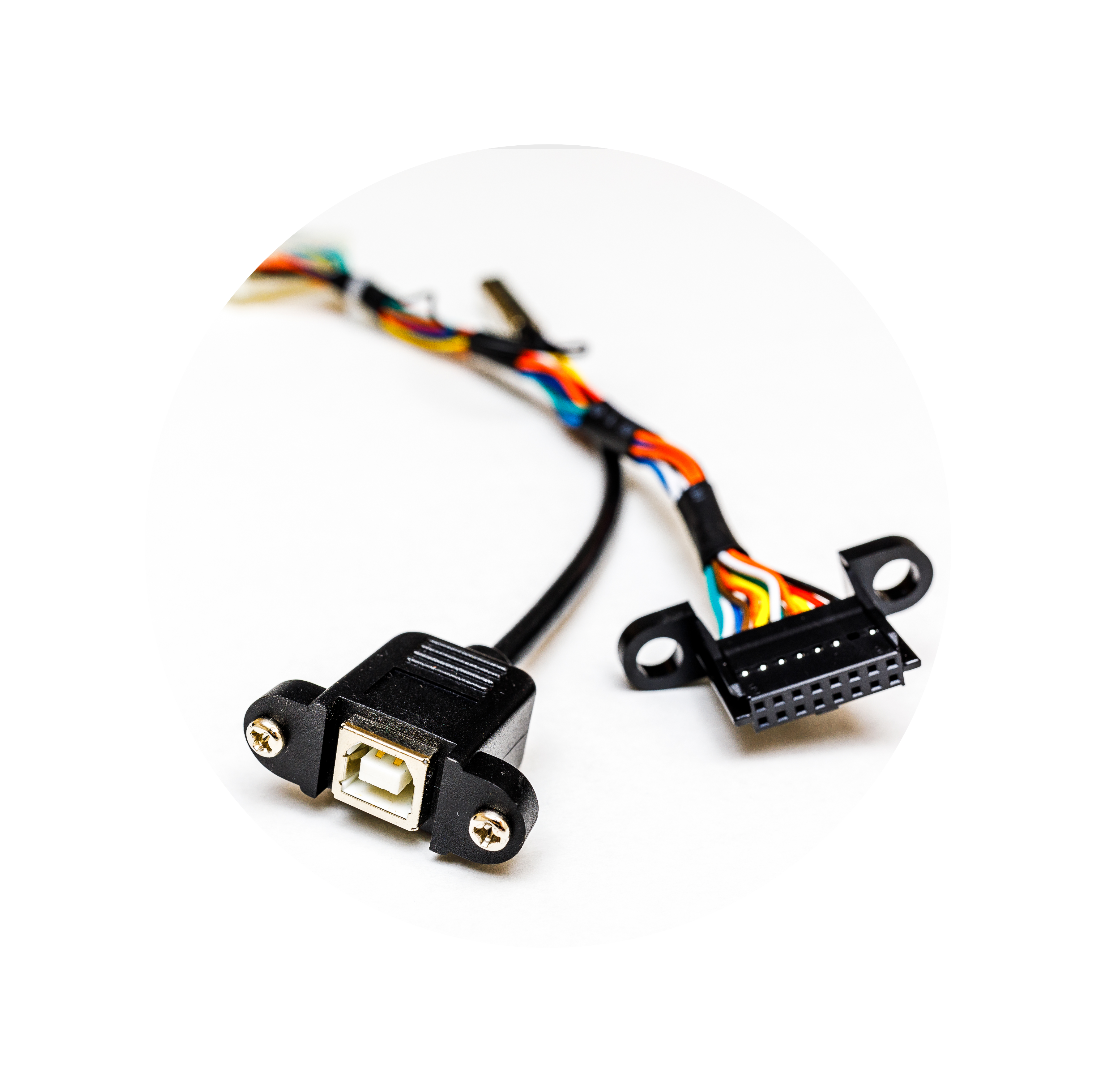 Leotronics cable assemblies