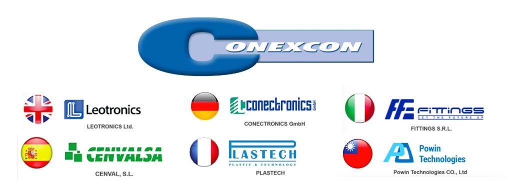 Conexcon group logos